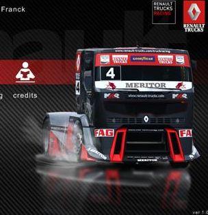Renault Trucks Racing Для Андроид Арк