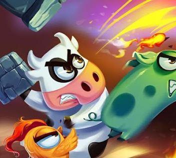 Photo of Angry Piggy Deluxe – zwierzaki ruszają na ratunek kolorom