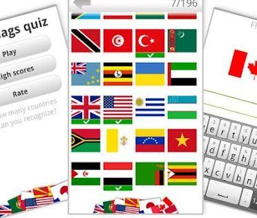 Flagi Świata – kolejny ciekawy quiz na smartfona