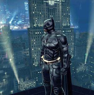 Photo of The Dark Knight Rises – Batman w wersji mobilnej