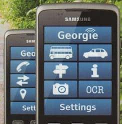 Photo of Georgie – aplikacja pomagająca tym, co mają problemy ze wzrokiem