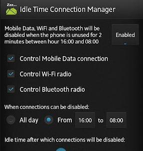 Photo of Idle Time Connection Manager – sposób na oszczędzanie baterii