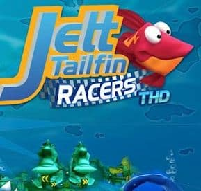 Photo of Jett Tailfin Racers – wyścigi w podwodnym świecie