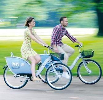Photo of NextBike – dla tych, co korzystają z rowerów miejskich