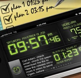 "Photo of Cool Alarm Clock & Day Reminder – ""wypasiony"" budzik na iOS-a"