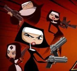 Photo of Nun Attack – siostrzyczki w akcji