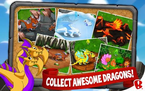 Photo of Dragon Vale – zaopiekuj się smokiem!