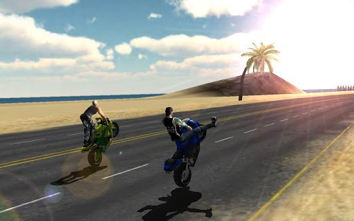 Photo of Race, Stunt, Fight 2! – walka na torze!