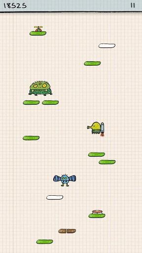 Photo of Doodle Jump – skacz zielonym stworkiem! Byle wyżej!