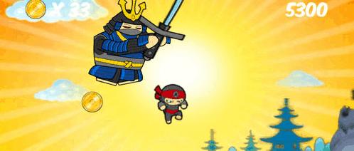 Photo of Chop Chop Ninja – platformówka w stylu ninja