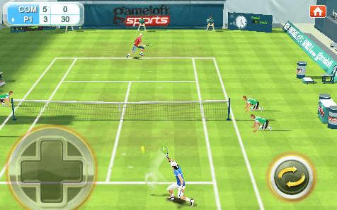 Photo of Real Tennis – tenis ziemny od Gameloftu