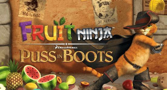 Photo of Fruit Ninja: Puss in Boots – kocurro zarządza cięcie