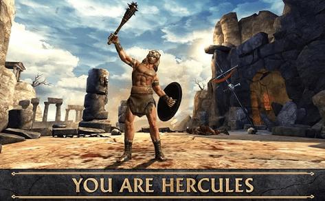 Photo of Hercules – oficjalna gra kinowego hitu