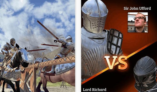 Photo of Rival Knights – rycerska gra akcji od Gameloft'u