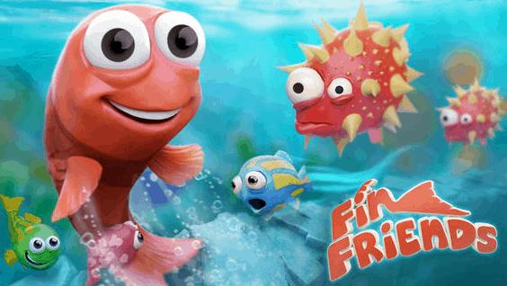 Photo of Fin Friends – wodna przygoda dla fanów zręcznościówek
