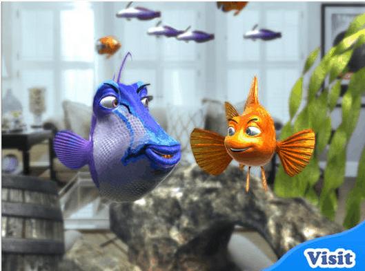Groovy TouchFish - wirtualne zwierzątko w wyjątkowo realistycznym wydaniu TT17