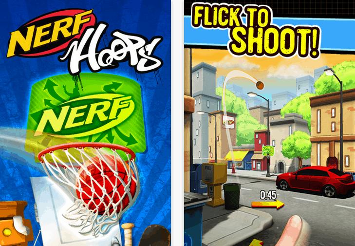 Photo of Nerf Hoops – zakręcona koszykówka od Backflip Studios