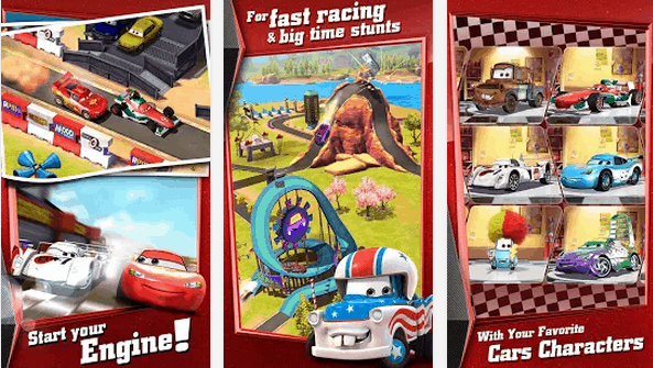 Photo of Cars: Fast as Lightning – Gameloft i jego debiutancka wyścigówka