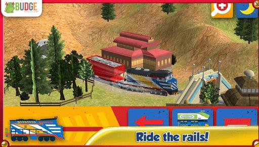 Photo of Chuggington Ready to Build – tu rządzą pociągi