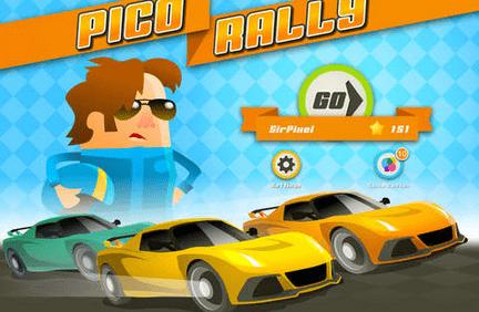 Photo of Pico Rally – wygrasz wyścig używając jednego palca?