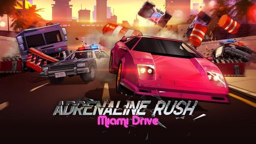 Photo of Adrenaline Rush Miami Drive – pokaż glinom, że jesteś bezkarny