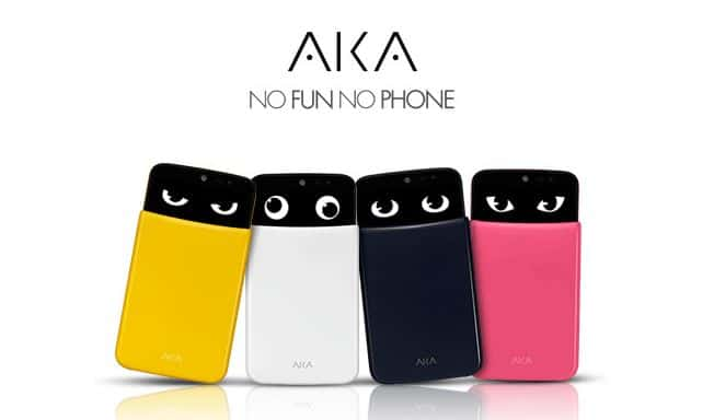 """Photo of LG Aka – """"żywy"""" smartfon, który bacznie obserwuje!"""