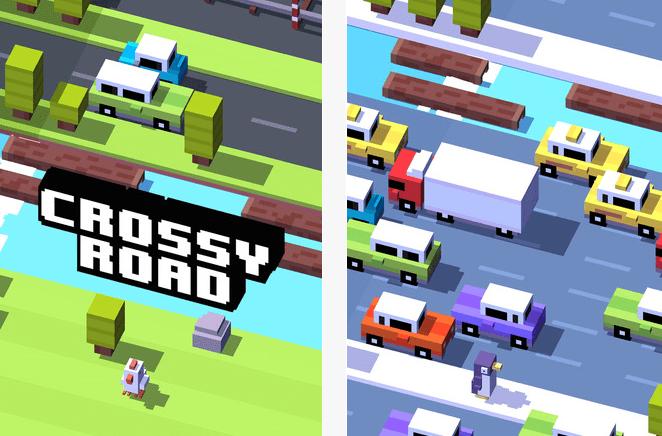 Photo of Crossy Road – przeprowadź zwierzaki przez zatłoczoną ulicę