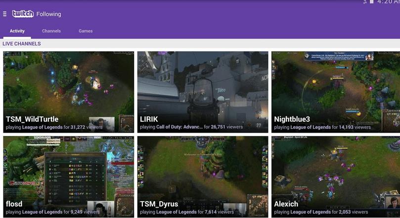 Photo of Twitch – oglądaj streamy z ulubionych gier