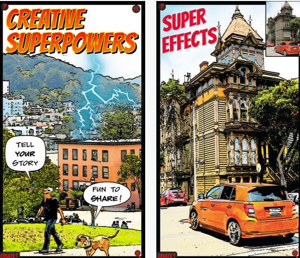 Photo of ComicBook! – stwórz swój własny komiks