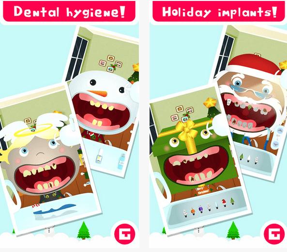 Photo of Tiny Dentist Christmas – zabaw się w stomatologa