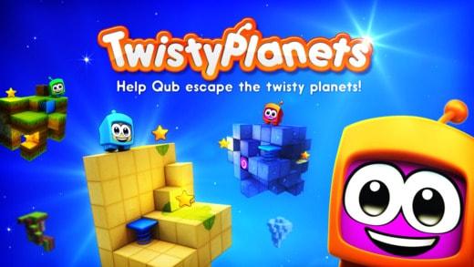 Photo of Twisty Planets – tak strasznie dobre, że nie chce się wychodzić!