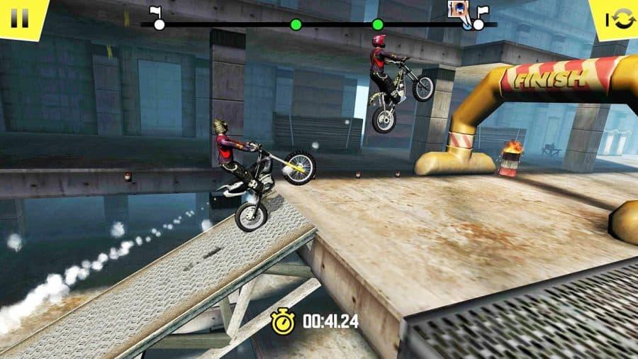 Photo of Trial Xtreme 4 – nowa motocyklowa wyścigówka na iOS i Androida