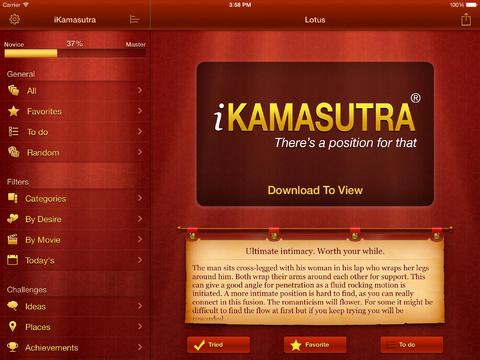 Photo of iKamasutra – pozycja… obowiązkowa dla dorosłych
