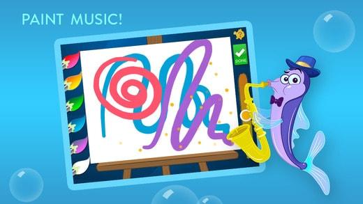 Photo of Musical Paint – muzyczne malowanie dla przedszkolaków