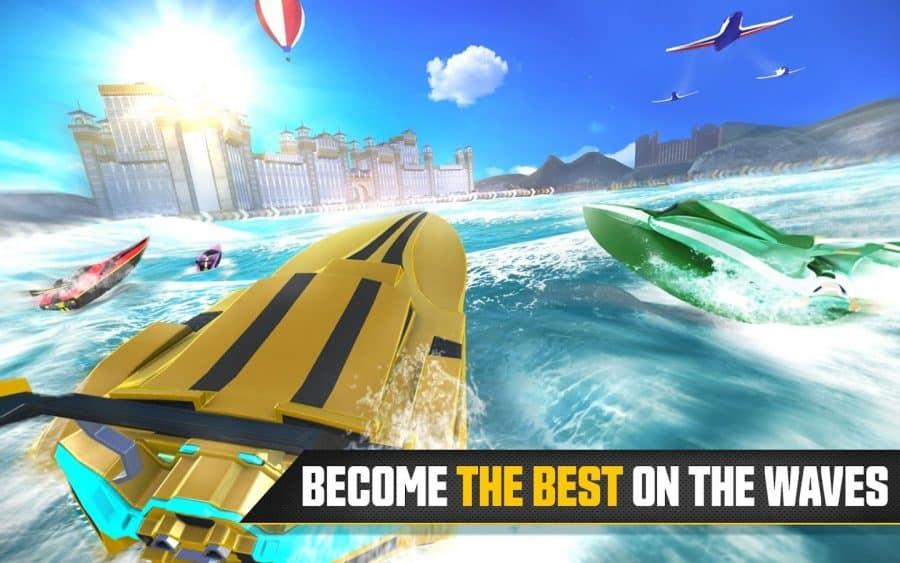 Photo of Driver Speedboat Paradise – rywalizuj z innymi graczami w wodnej ścigajce