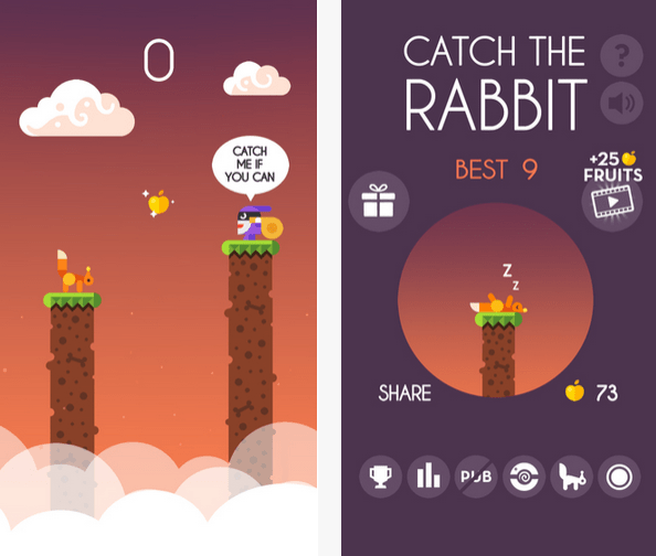 Photo of Catch The Rabbit – Ketchapp debiutuje i zachwyca