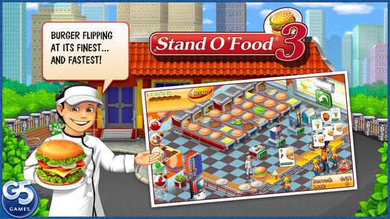 Photo of Stand O'Food 3 – najpopularniejsza gierka z burgerami na iOS i Androida