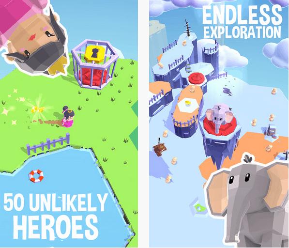 Photo of Land Sliders – fantastyczna przygodówka na iOS