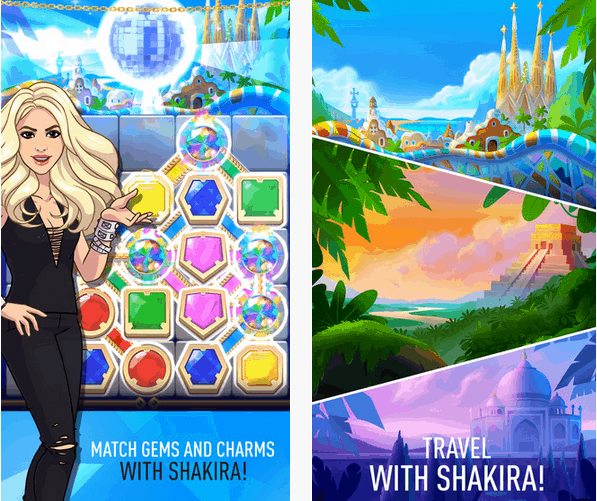 Photo of Love Rocks Shakira – Rovio, a gdzie ta tytułowa Shakira?