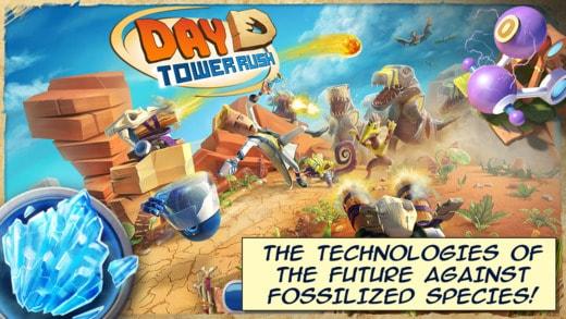 Photo of DayD Tower Rush – tower defense przeciwko dinozaurom