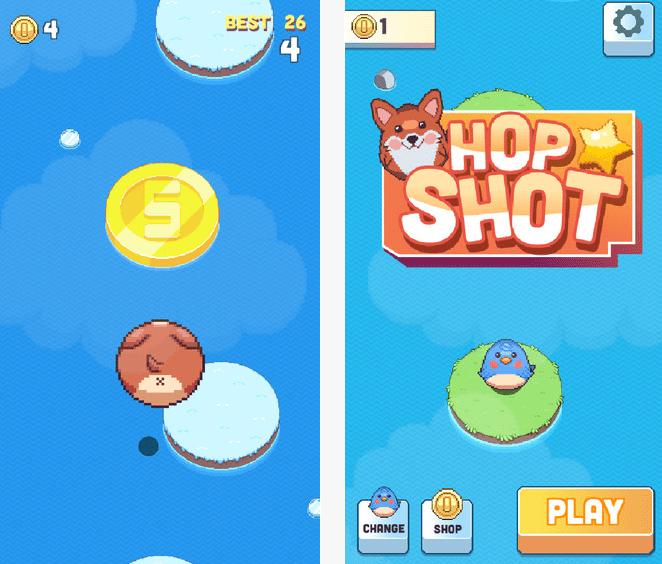 Photo of Hop Shot – skacz ponad taflą!