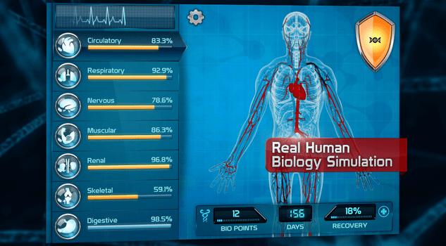Bio Inc. Platinum Biomedical Plague on the App Store