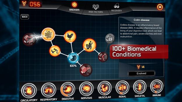Bio Inc. Platinum Biomeedwdical Plague on the App Store