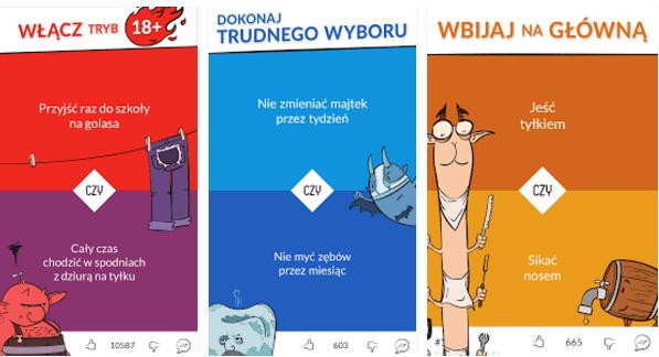 Photo of Wybierz mniejsze zło w aplikacji Trudny Wybór!