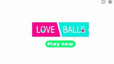 Photo of Łącz zakochane piłeczki z nowej grze zręcznościowej