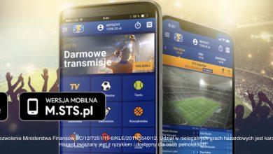Photo of STS na telefonie. Legalne obstawianie meczów na iOS oraz Android!